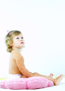 Free Innocence Royalty Free Stock Photo - 5024655