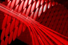 Free Abstract 3D Background Stock Image - 5025011