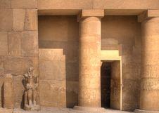 Tomb Doorway Stock Photos