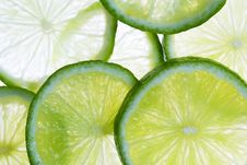 Free Green Limes Royalty Free Stock Images - 5027369