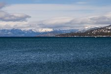 Free Lake Tahoe In Winter Stock Photo - 5027630