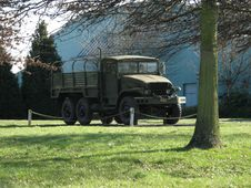 Free Army Truck Royalty Free Stock Photo - 5029025