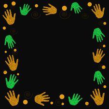 Free Hands Volunteer Royalty Free Stock Photos - 5029028