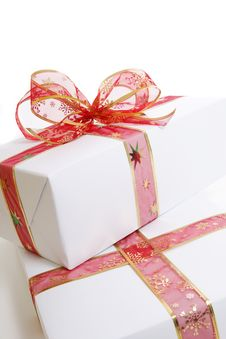 Free White Gift Stock Images - 5029414