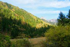 Jiuzhaigou, Sichuan, China Royalty Free Stock Images