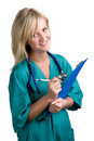 Free Friendly Doctor Royalty Free Stock Photography - 5031927