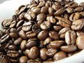 Free Natural Black Coffee Beans Closeup Stock Photo - 5033750