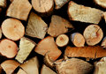 Free Stack Of Firewood Stock Photography - 5034342
