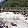 Free Bridge On The River Royalty Free Stock Photos - 5036488