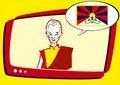 Free Tibet Series - Information Stock Images - 5038854