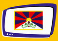 Free Tibet Series - Information Royalty Free Stock Photography - 5038857