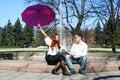 Free Umbrella Royalty Free Stock Photography - 5039017