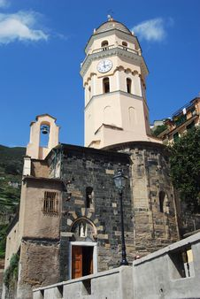 Free Vernazza-Cinque Terre Royalty Free Stock Images - 5030489