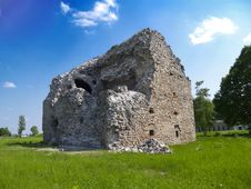 Free Castle Ruins Stock Photography - 5030572
