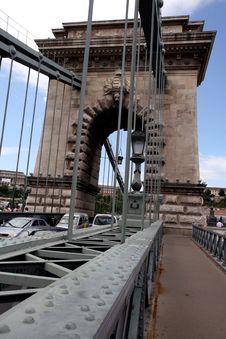 Free Budapest Bridge Royalty Free Stock Photo - 5030915