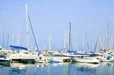 Free Boats Royalty Free Stock Photography - 5031257