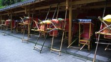 Free Chinese Chair Royalty Free Stock Images - 5031569
