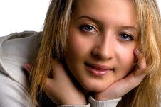 Free Beautiful Girl Royalty Free Stock Photography - 5032037