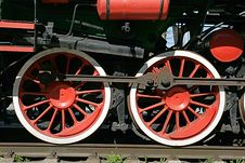 Free Old Locomotive Royalty Free Stock Photography - 5032487