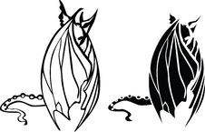 Free Dragon-bat Stock Image - 5032911