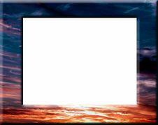 Free Sunset Or Sunrise Frame Stock Photos - 5033033
