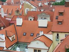 Free Red Roofs Stock Photography - 5033572