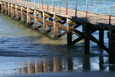 Free Ocean Pier Royalty Free Stock Photo - 5034105