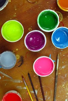 Free Paint Stock Image - 5034991