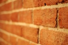 Another Brick In The Wall Stock Image
