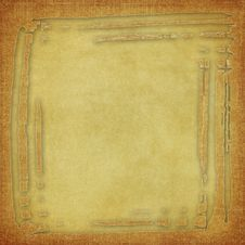 Free Background With Grungy Frame Stock Image - 5036071