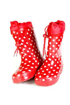 Free Water-proof Boots Royalty Free Stock Photography - 5036377