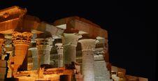 Free Horus Temple - Egypt Royalty Free Stock Photos - 5037338