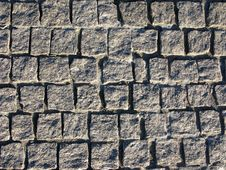 Free Granite Pavement Background Stock Photo - 5037560