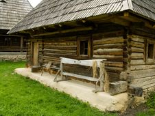 Village Museum Of Maramures Stock Photo