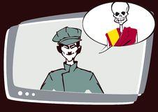 Free Tibet Series - Information Royalty Free Stock Photos - 5038848