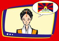 Free Tibet Series - Information Stock Photos - 5038863