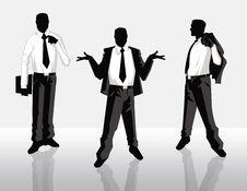 Free Businessmen Stock Image - 5039301