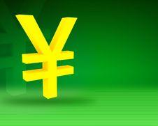 Free The Japanese Yen Stock Photos - 5039913