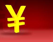 Free The Japanese Yen Royalty Free Stock Photos - 5040398
