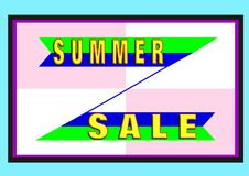 Free Summer Sale Royalty Free Stock Photos - 5040678