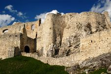 Free Spis Castle Stock Photography - 5041252