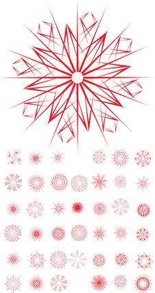 Free Snowflake2 Royalty Free Stock Photos - 5041488
