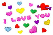 Free Hearts And Love Royalty Free Stock Image - 5041556