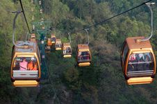 Free Cable Car Stock Photography - 5041612
