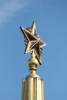 Free Soviet Star Stock Image - 5041661