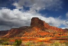 Free Red Rock Canyonlands Royalty Free Stock Photo - 5041815