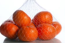 Free Closeup Fruits Of A Tangerine. Stock Image - 5042281