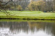 Free Golfing Royalty Free Stock Photos - 5042288
