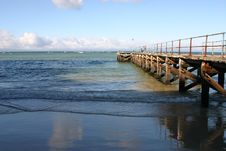 Free Ocean Pier Stock Photo - 5042370