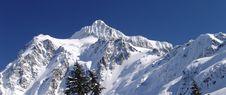 Free Mt Shuksan Panorama 2 Stock Image - 5042671